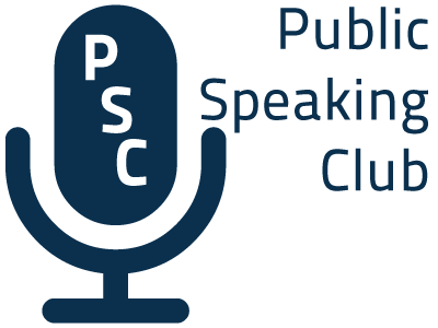Public Speaking Club logo