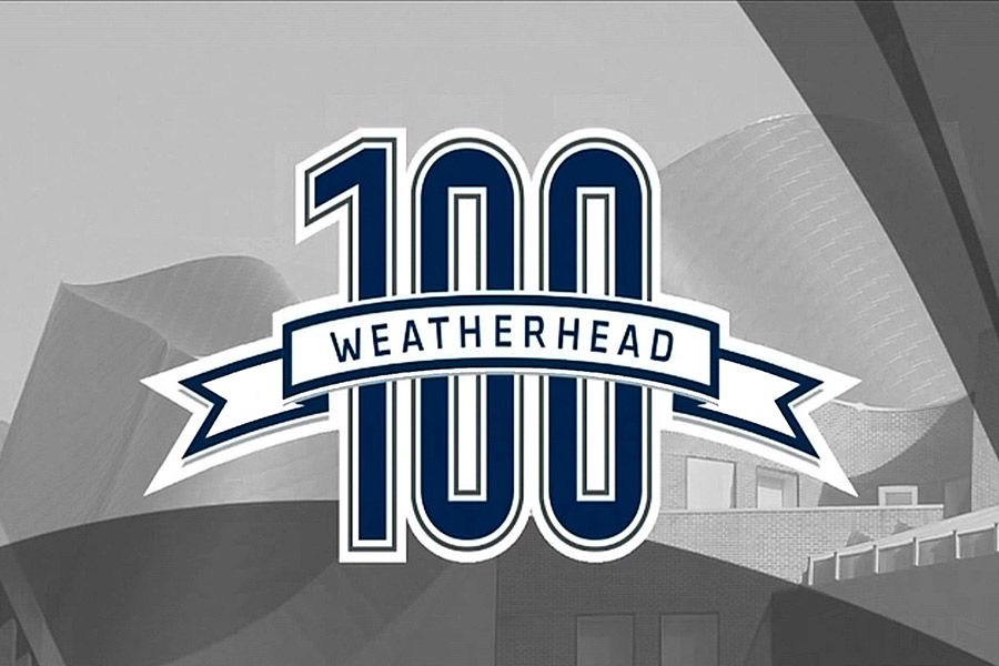 Image result for weatherhead 100 logo