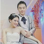 Congratulations to Lin Ma, MS '11 on getting married