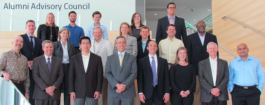 Welcome our 2014 Alumni Advisory Council members