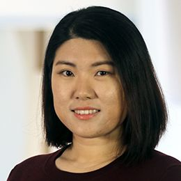 Ashley Lu; Program Manager Weatherhead School of Management