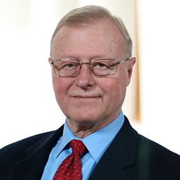 Larry Parker; Professor Emeritus of AccountancyWeatherhead School of Management