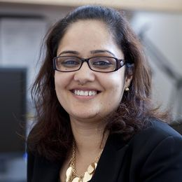 Meenakshi Sharma; Assistant Dean of Career & Student Affairs Weatherhead School of Management