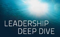 Leadership Deep Dive makes the leap to three continents